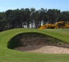 Nairn golf course, Scotland