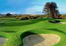 golf at Carnoustie, Scotland