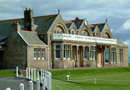 Royal Troon Clubhouse