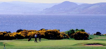 Fortrose and Rosemarkie Golf Club, north east Scotland