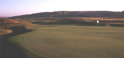Gullane No.2 course, East Lothian