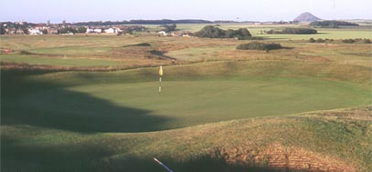 Gullane No.3 course, East Lothian