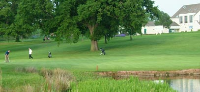 Haddington golf course, East Lothian