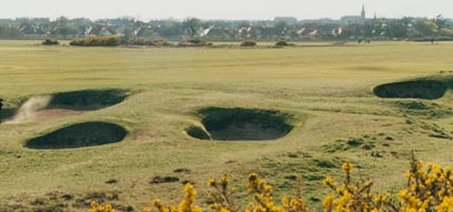 Lochgreen golf course, Troon