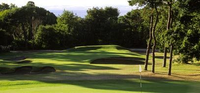 Longniddry Golf Course, East Lothian
