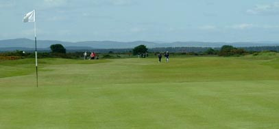 The New course in St Andrews