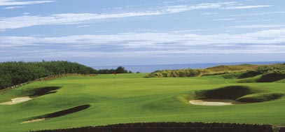 the Torrance course in St Andrews